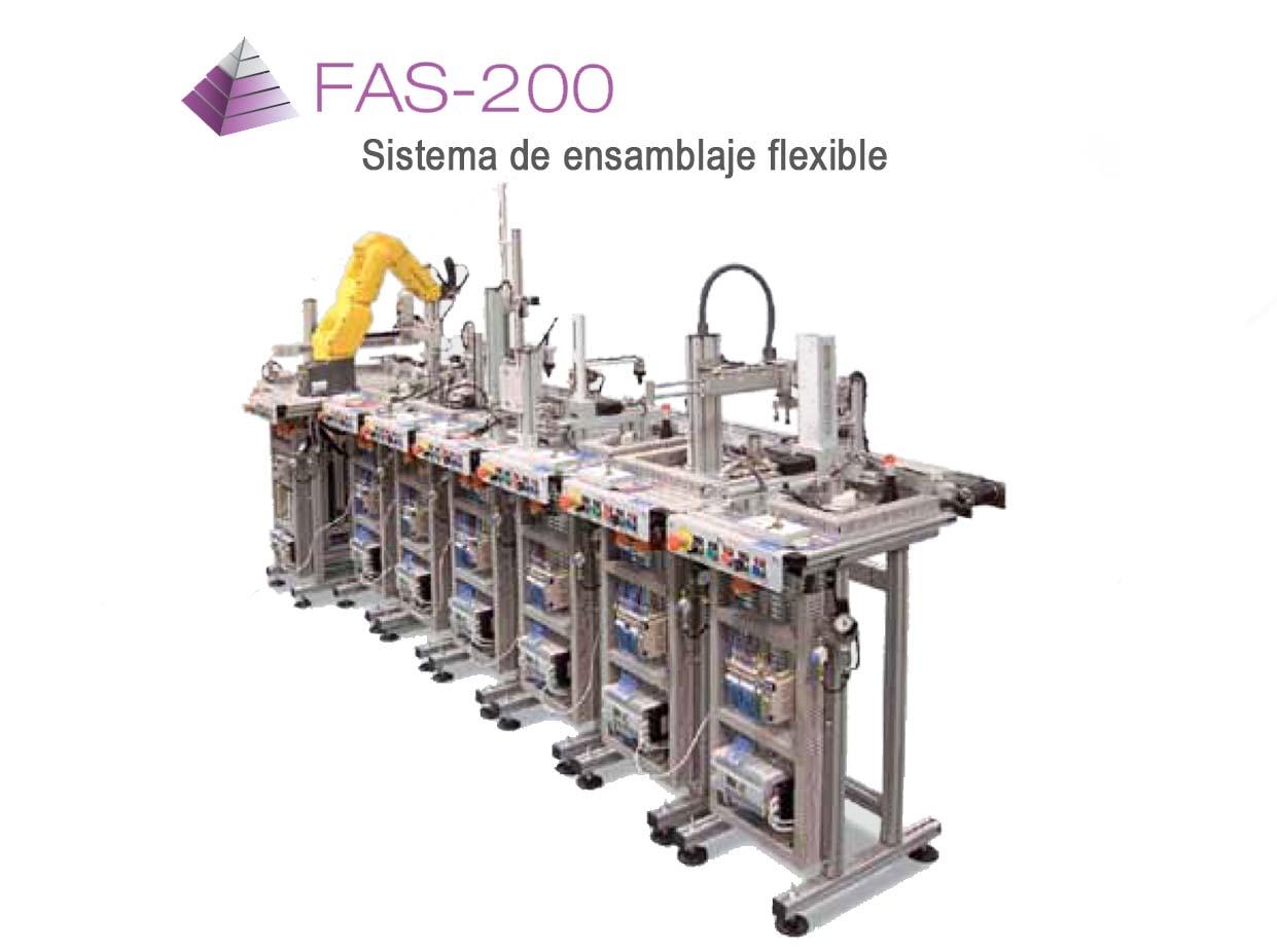 FAS-200 SMC México