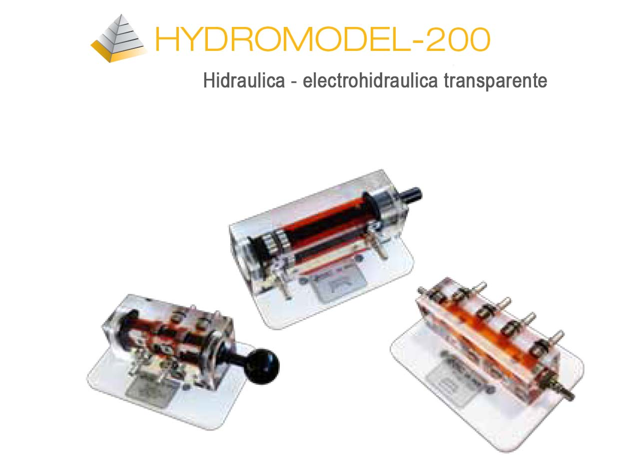 HYDROMODEL-200 SMC México