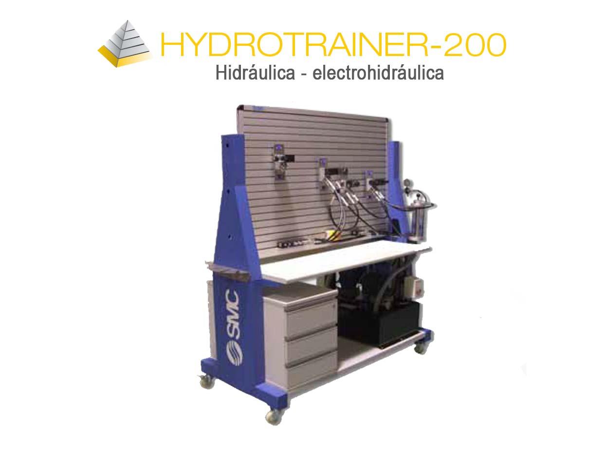 HYDROTRAINER-200 SMC México
