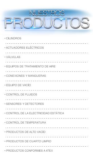 productos SMC