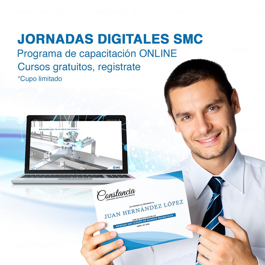 Jornadas digitales SMC