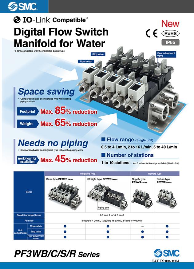 flujostato digital para agua