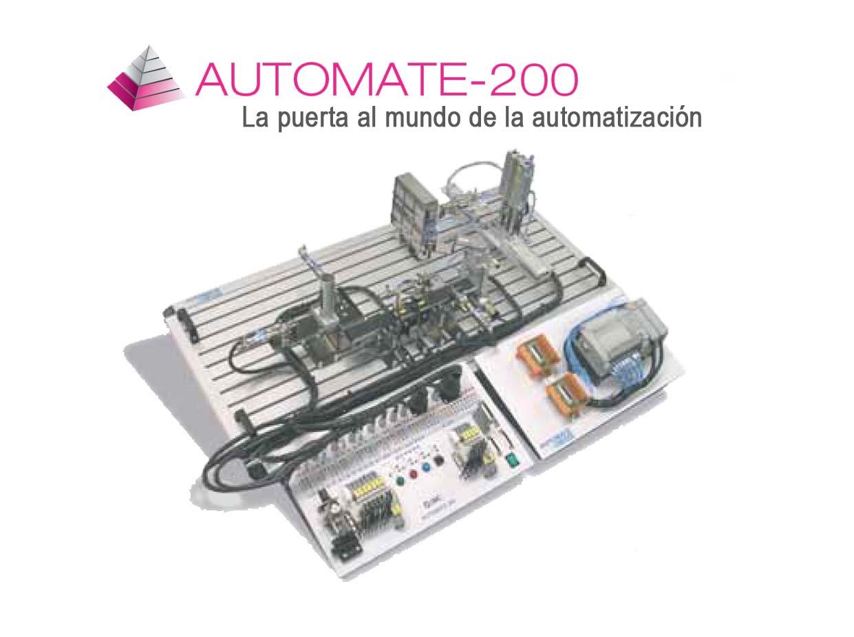 AUTOMATE-200 SMC México