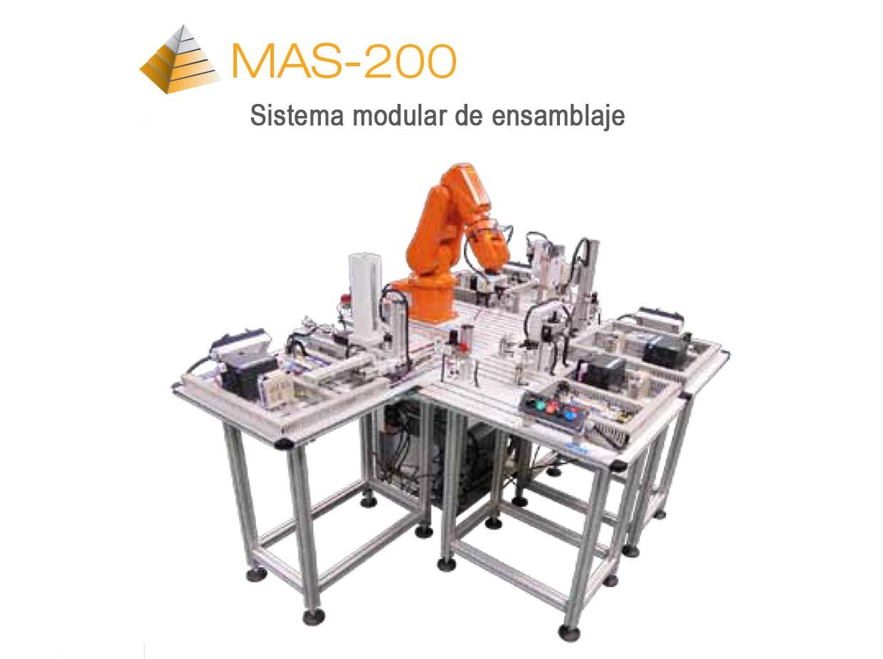 MAS-200 SMC México