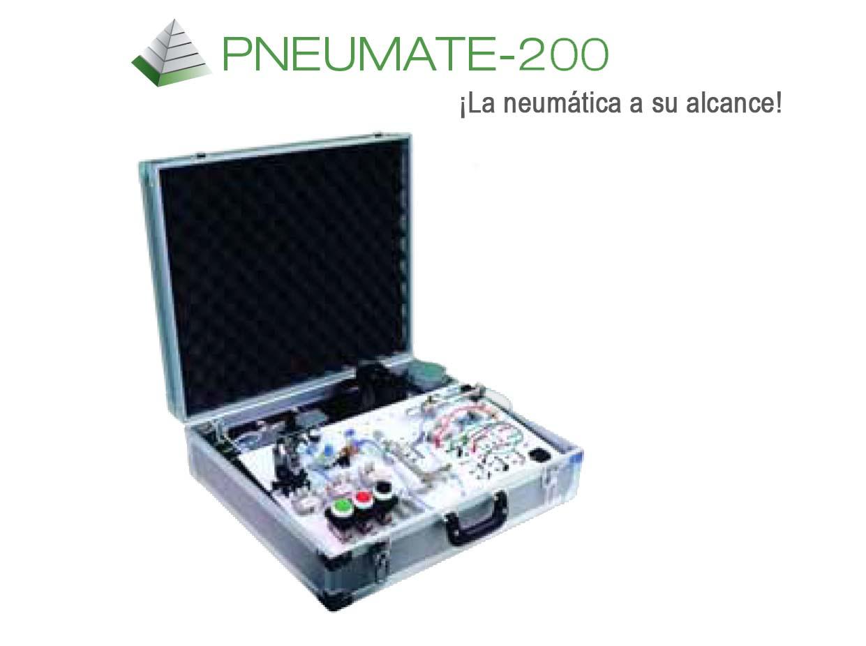 PNEUMATE-200 SMC México