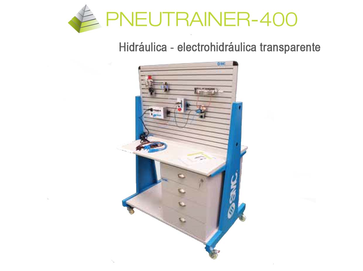 PNEUTRAINER-400 SMC México