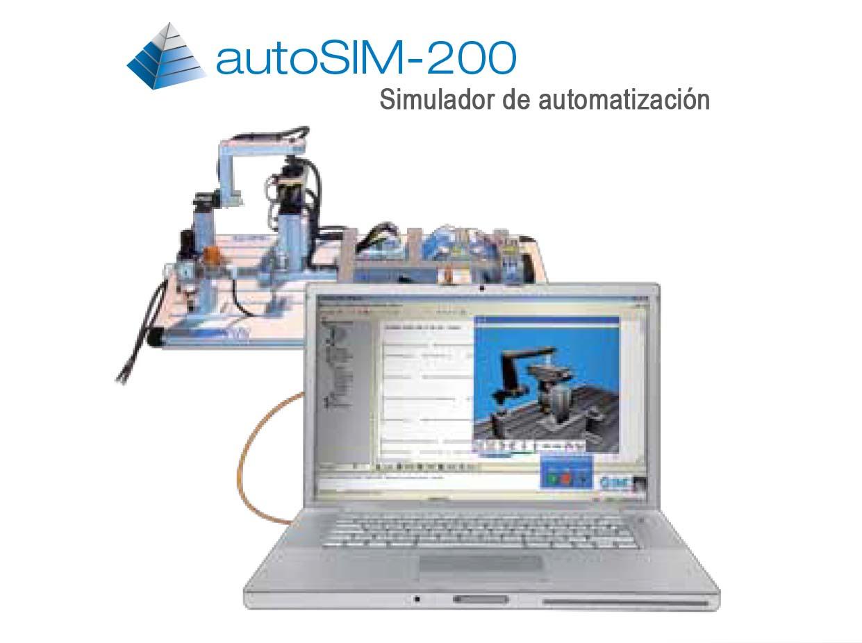 autoSIM-200 SMC México