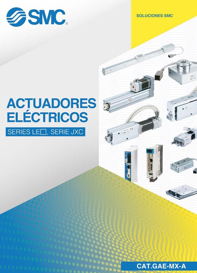 Guía de actuadores eléctricos