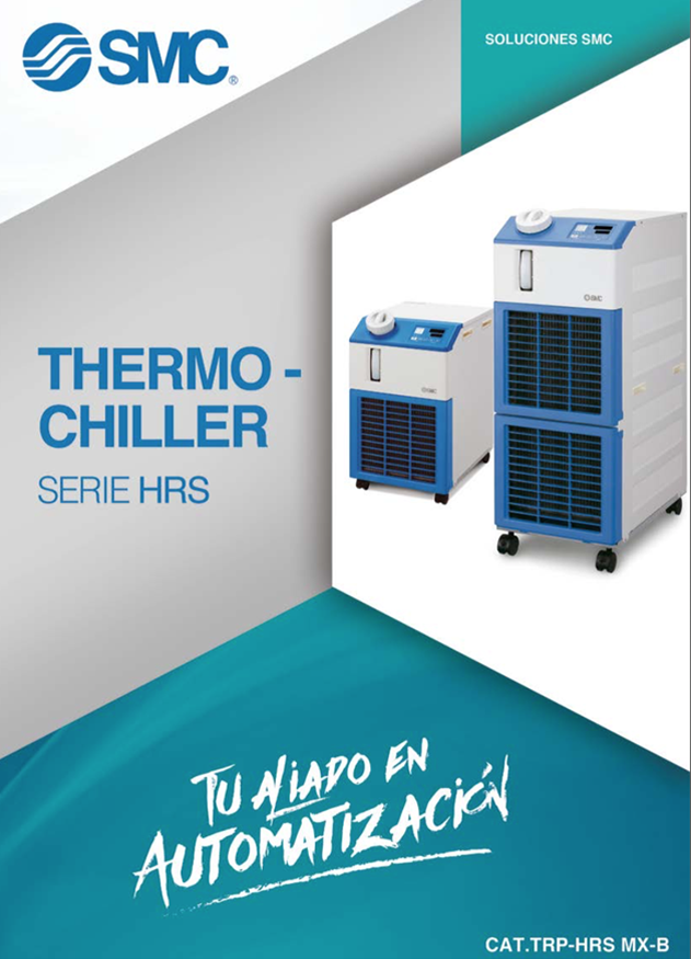 Chillers control de temperatura
