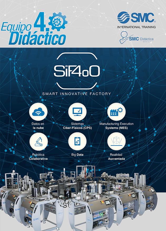 Equipo didáctico SIF 4.0