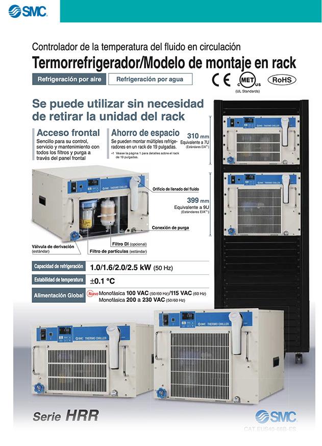 termo chiller HRR