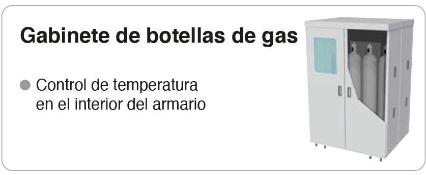 gabinete de tanques de gas