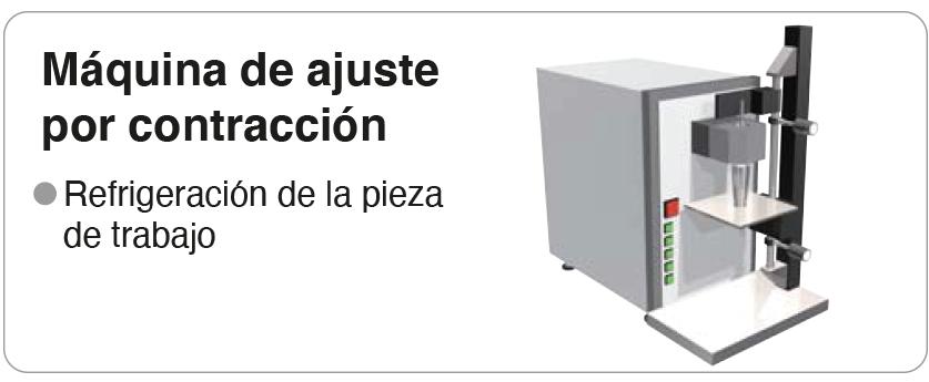 refrigeración de pieza