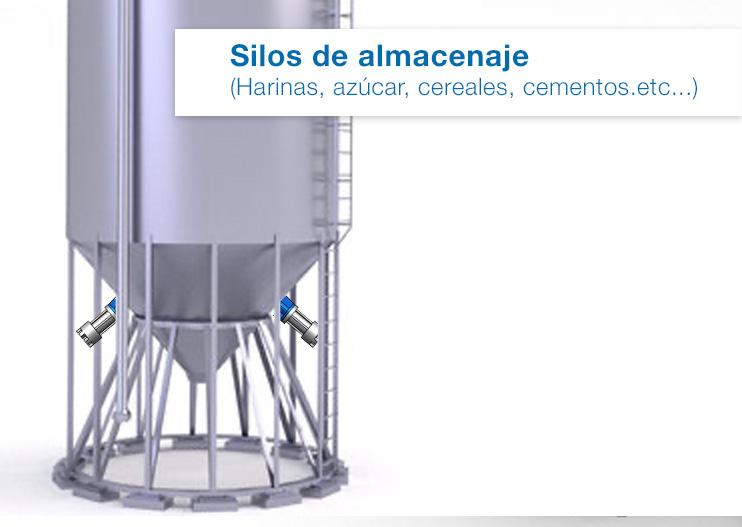 cilindro de impacto